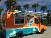 J'Oasis Beachy Dessert Food Truck
