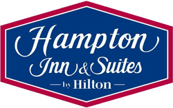 Logo Hampton Inn & Suites by Hilton