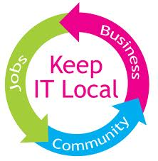 Keep it Local Logo