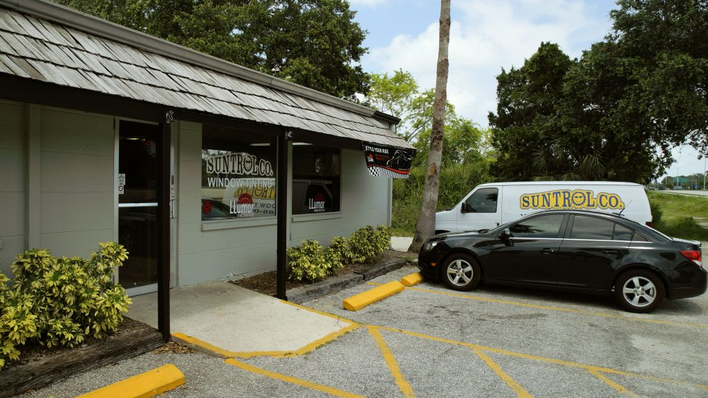 sarasota commercial home window tinting