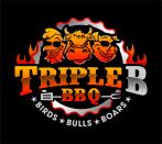 triple b bbq logo