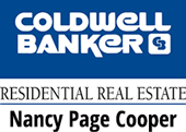 Coldwell Banker Residential Real Estate Nancy Page Cooper Logo