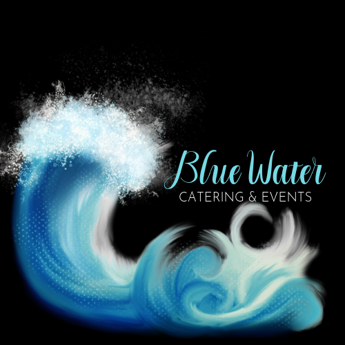 Blue Water Catering Logo