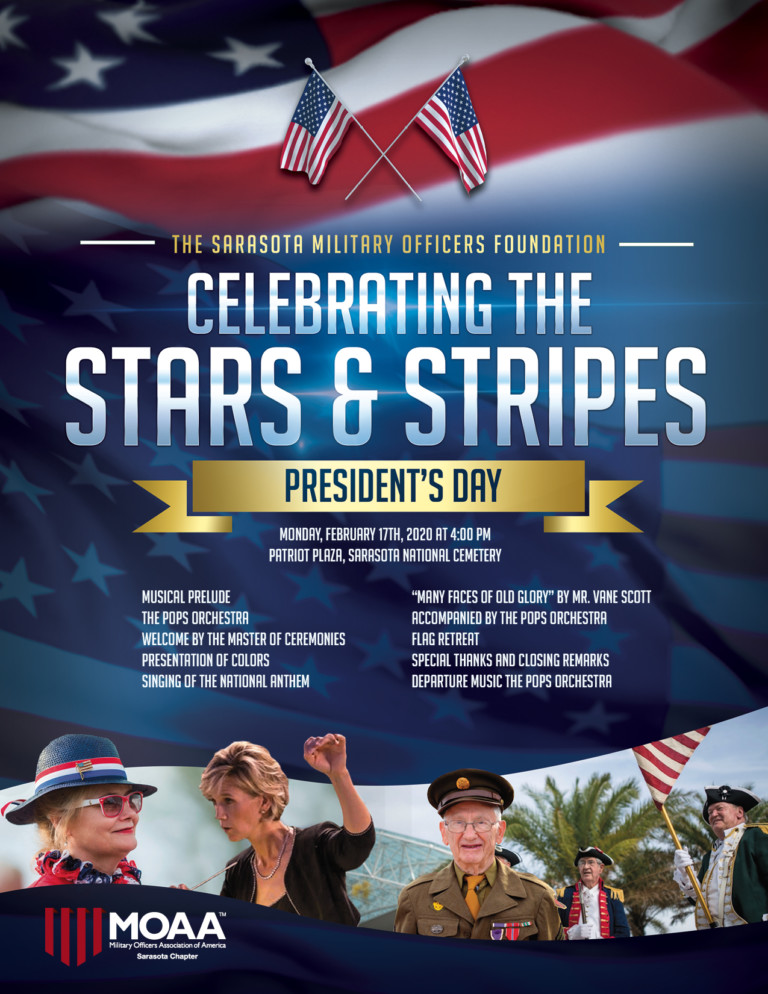 Stars and Stripes Flyer
