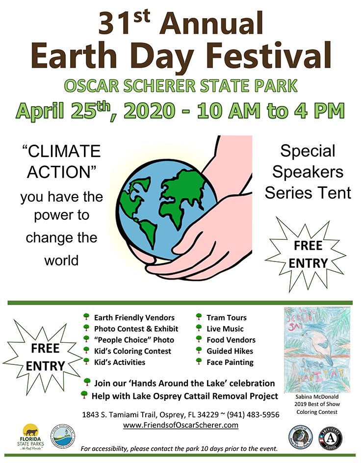 Earth Day 2020 Flyer