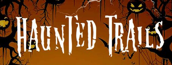 Haunted Trails logo