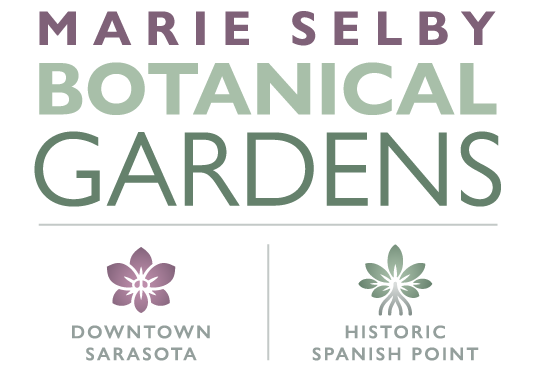 Marie Selby Botanical Gardens Historic Spanish Point Campus Logo